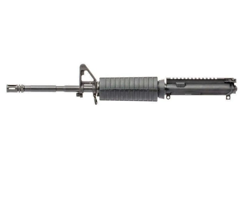 """CMMG 9MM Complete Upper w/ BCG - 16"""" Barrel w/ A2 Front Sight"""