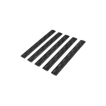 "Bravo Company MCMR Rail Panel Kit MLOK Compatible - 5.5"""