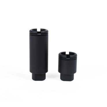 KAK Industry Slimline Flash Can - 1/2x28 Thread