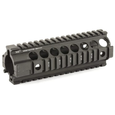 MI AR-15 Gen2 Two Piece Free Float Quad Rail Handguard