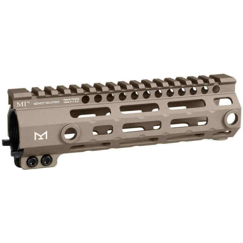 "OPEN BOX RETURN MI 7"" AR-15 Gen 3 M-Series Free Float Handguard - M-LOK - FDE"