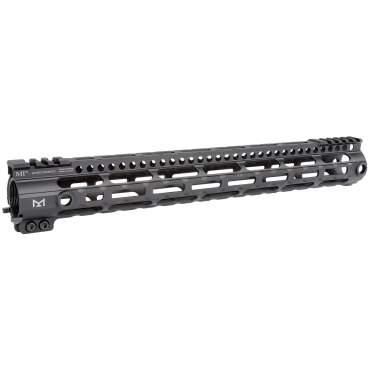 MI AR-15 Gen3 Lightweight Free Float Handguard - M-LOK