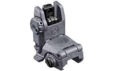 Magpul MBUS Rear AR 15 Back-Up Sight Gen 2 - MAG248