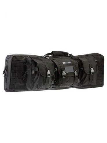 """Drago Gear 36"""" Double Rifle Case - 4 Colors Available"""