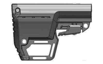 MFT Battlelink Utility Stock - Mil Spec AR-15 - 6 Position - BUSMIL