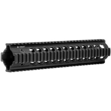 "Troy Bravo Rail 11"" Free Float Quad Rail"