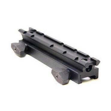 ProMag AR15/M16 Flat Top Picatinny, Aluminum, Scope Riser  - PM066