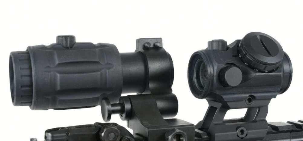 AT3™ Magnified Red Dot Kit