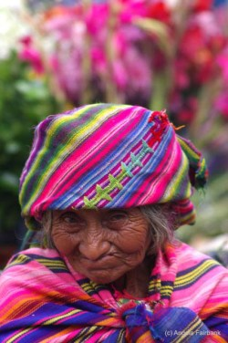 [Guatemalan woman photo copyright Angela Fairbank]