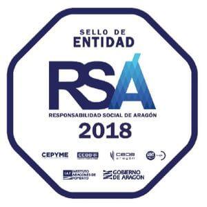 Sello de entidad RSA 2018