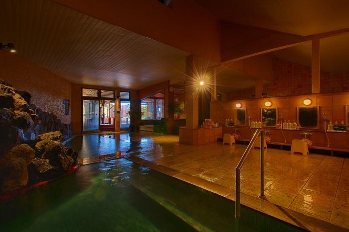 大浴場「海色」内風呂