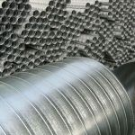 Spiral Ductwork and Void Formers