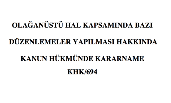 OHAL KHK