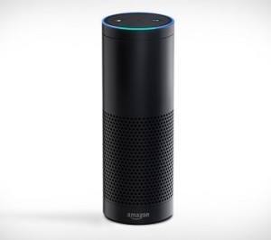 Amazon Echo is a voice command device from Amazon