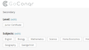 goconqr repository of resources