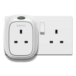 wemo smart plug in double socket