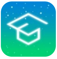 Pocket Schedule Planner app logo Helps keep track of classes, exams and assignments.