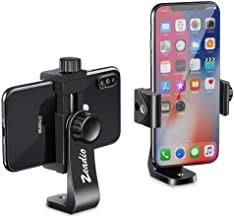 zeadio Smartphone Tripod Mount for a camera mount