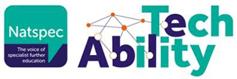 Netspec tech ability logo