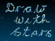 Draw with stars app logo