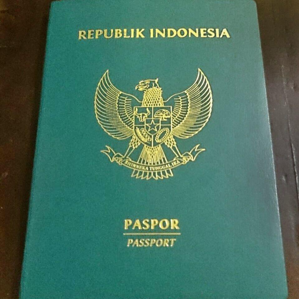 Akhirnya punya paspor!