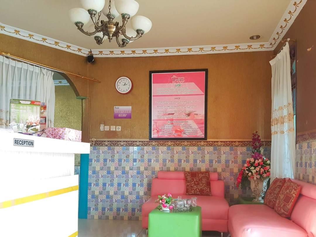 Rumah Cantique Amanie Salon dan Spa Muslimah 1