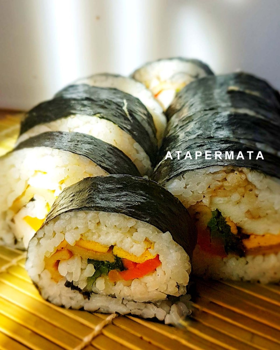 Resep Gimbap Anti Gagal