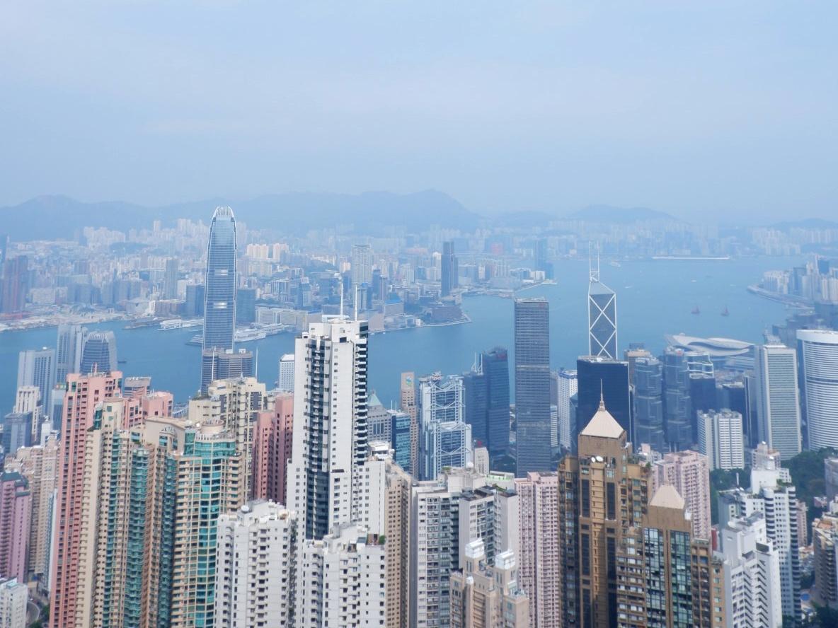 Pertama Kali ke Hong Kong