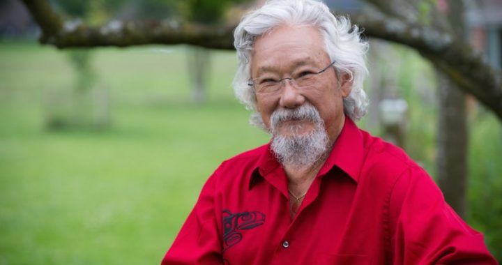 People In Alberta (Canada) Are Pissed About David Suzuki