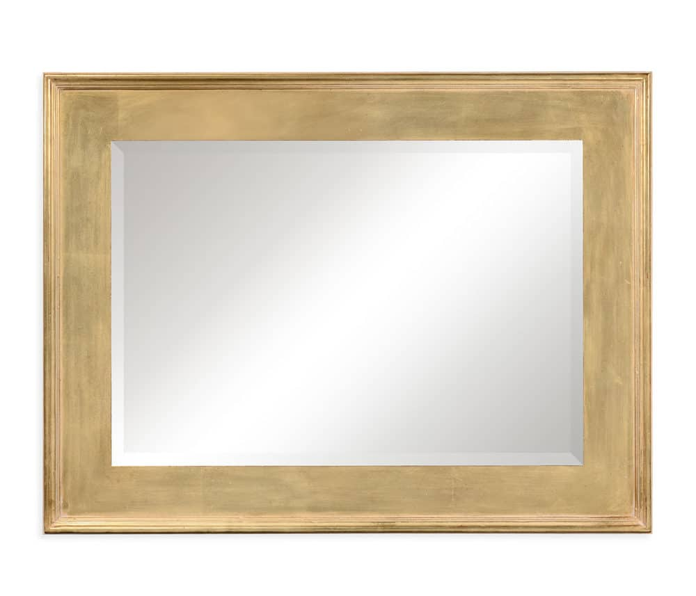 A mirror to look in