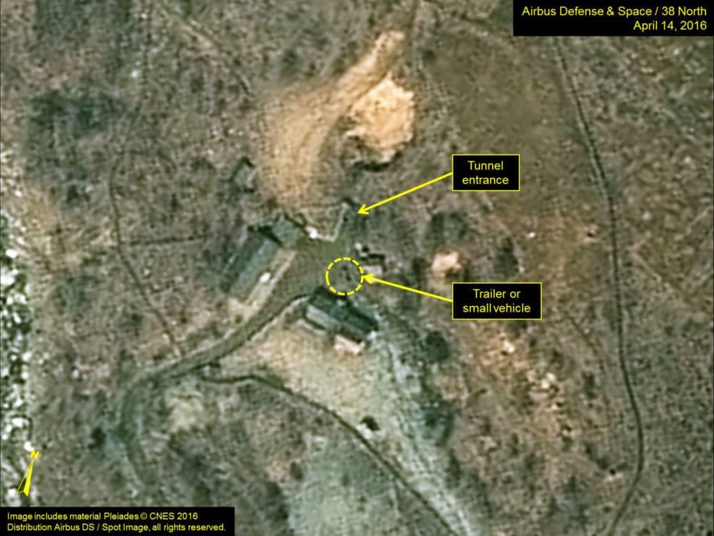 Punggye-Ri - Nuclear Testing Site