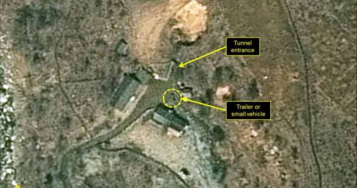 North Korea Claims They Disposed Of Their Nuclear Testing Site