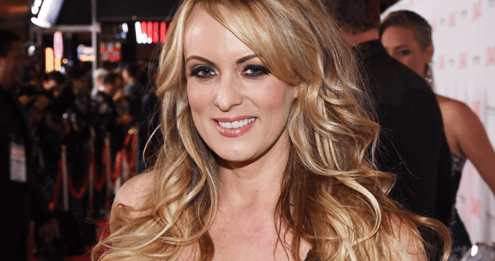 Stormy Daniels Visits Saturday Night Live