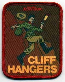 Cliffhangers badge