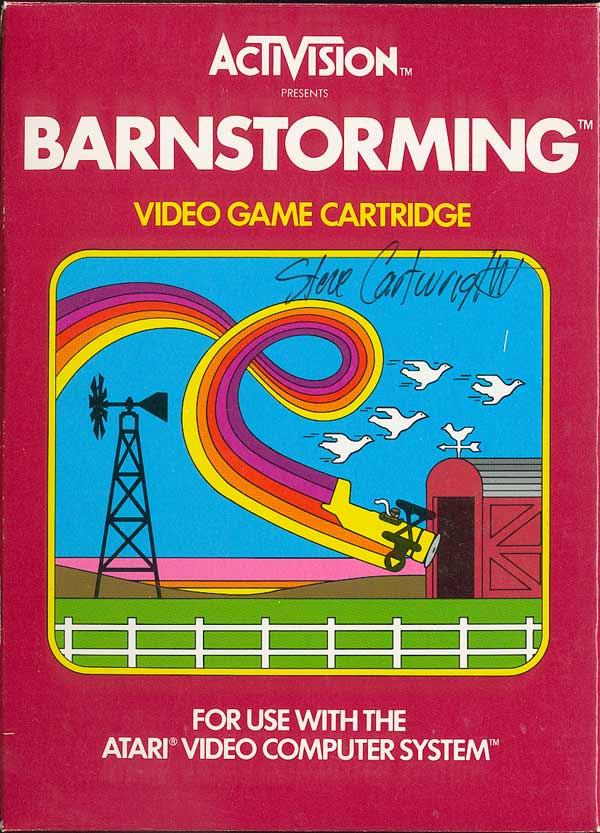 Barnstorming box