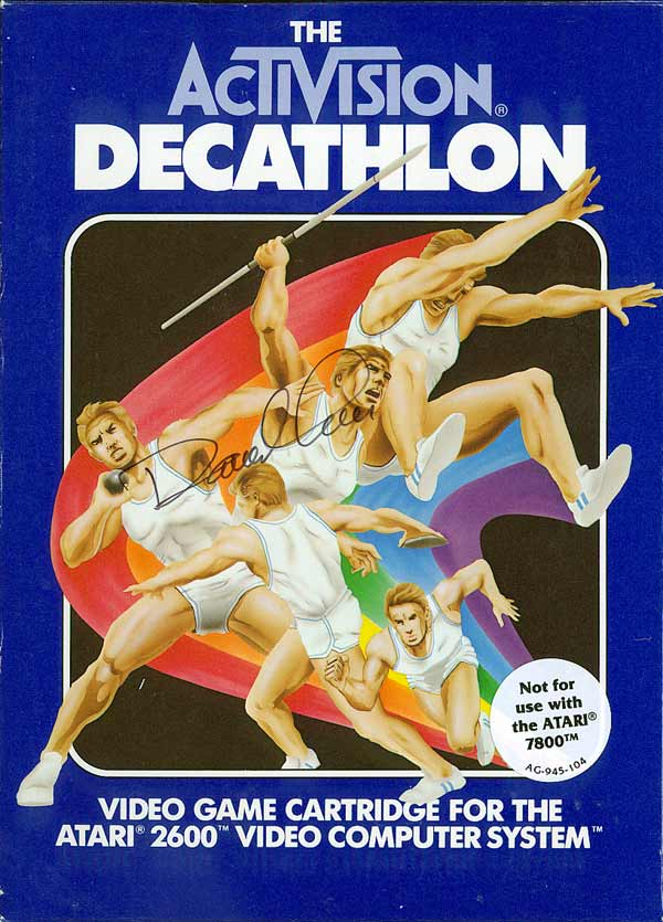 Decathlon box
