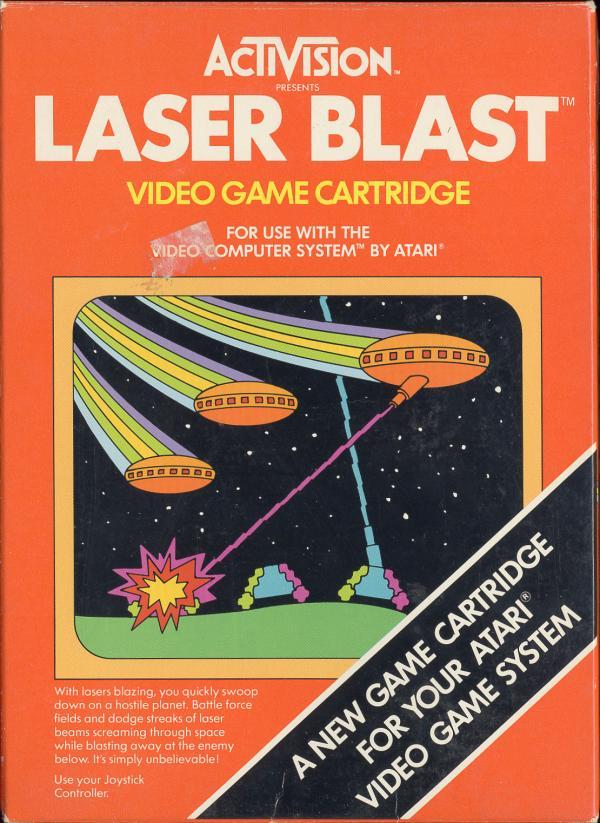 Laser Blast box