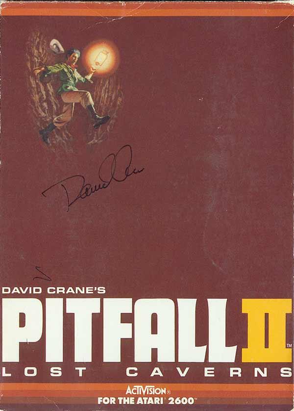 Pitfall II box