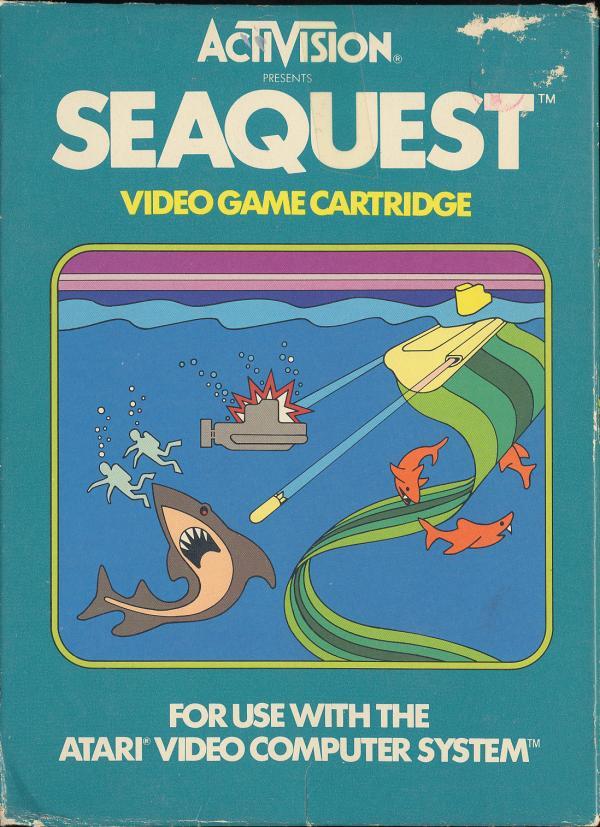 Seaquest box