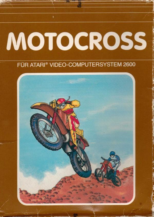 Atari 2600 Vcs Motocross Scans Dump Download
