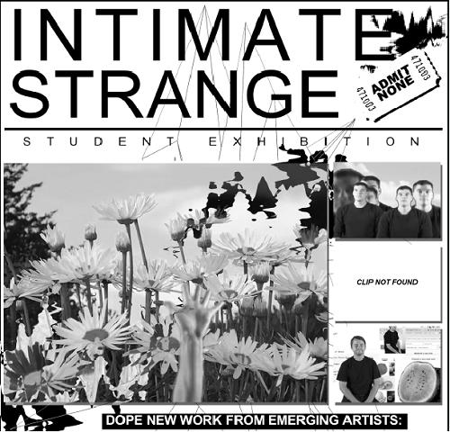 intimate strange