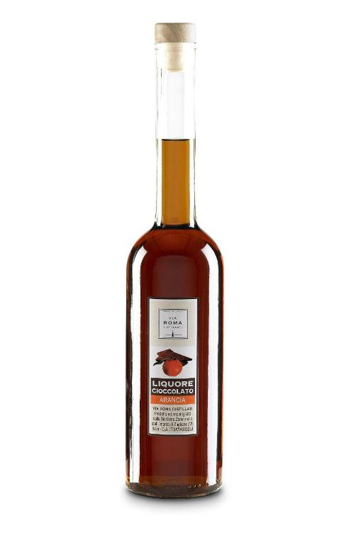 zanin liquore cioccolato arancia