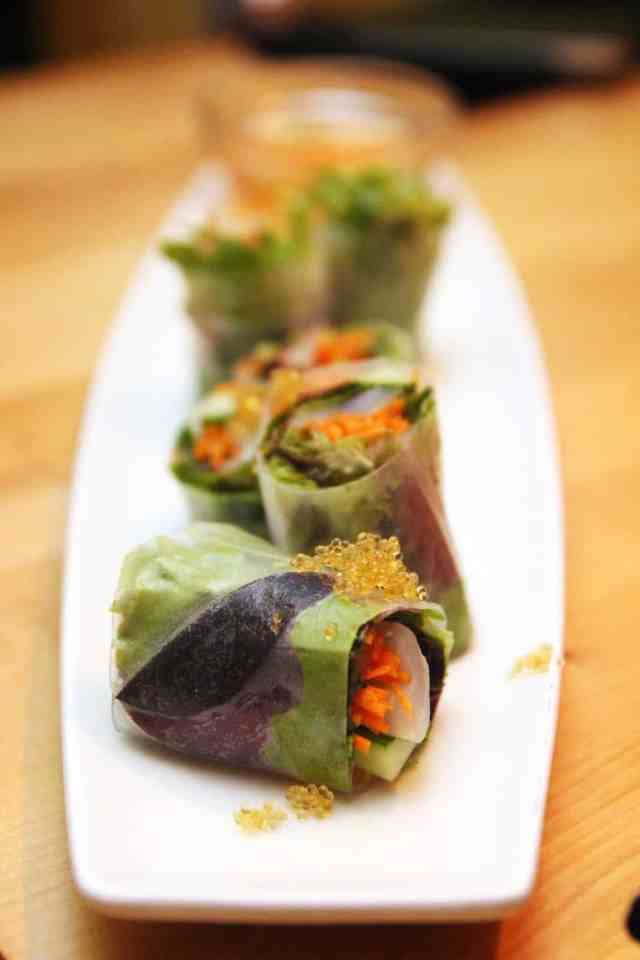 Kome Vegetarian Roll