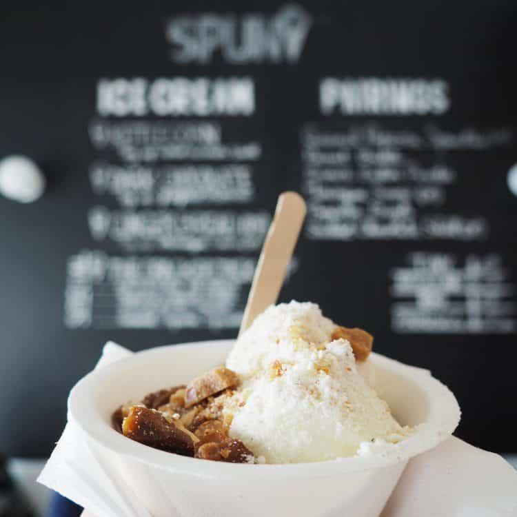 Spun Ice Cream