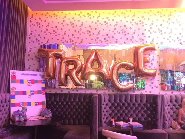 Trace W Hotel Candyland