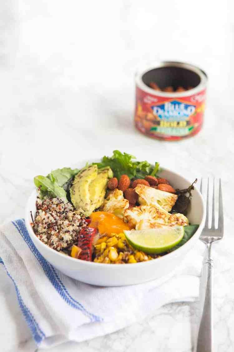 Healthy Veggie Bowl