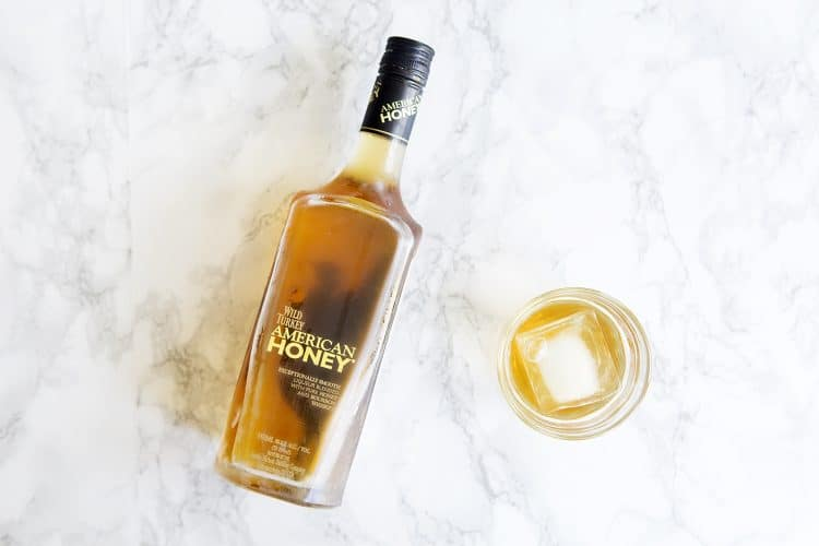 Wild Turkey American Honey Bourbon