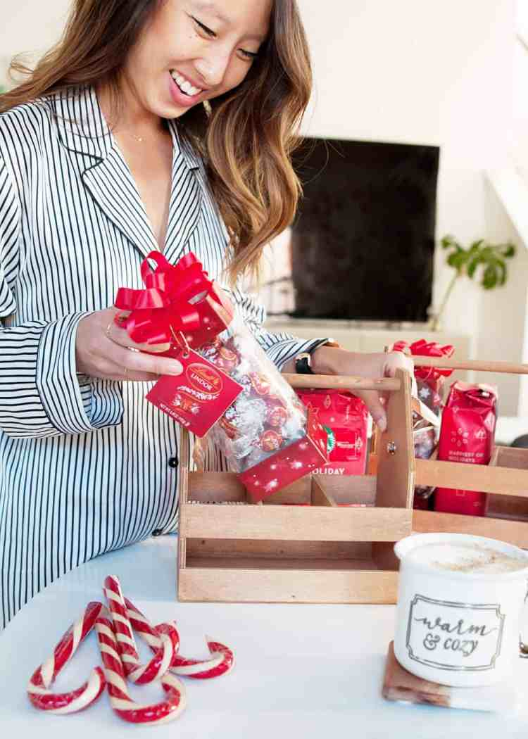 Holiday Gift Ideas With Starbucks Coffee & Lindt Chocolate