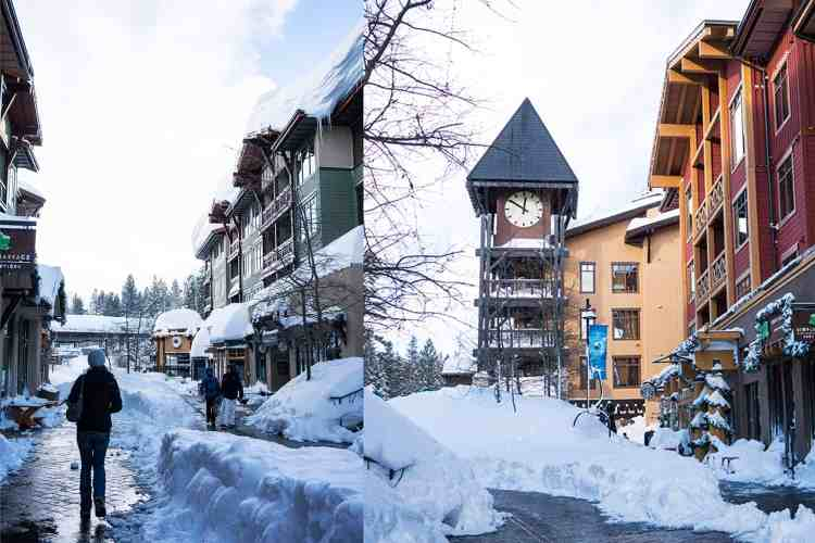 The Village at Mammoth Lakes