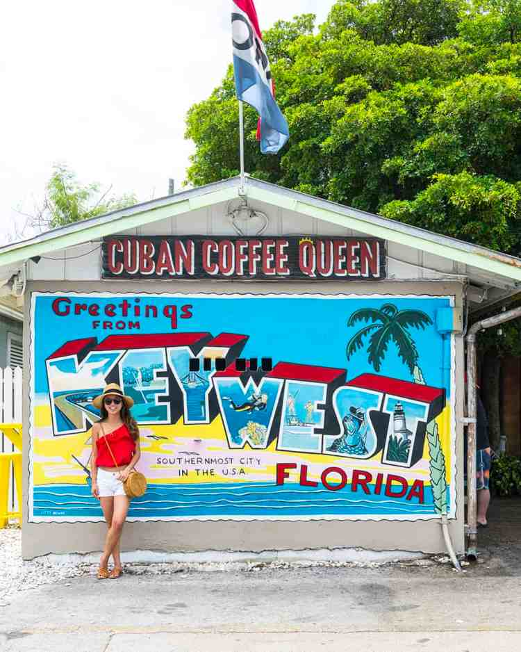 Cuban Coffee Queen in Key West